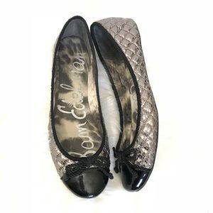 "Cute Sam Edelman Quilted Ballet Flats ""Calypso"""